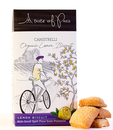 The Organic Canistrelli - 180g
