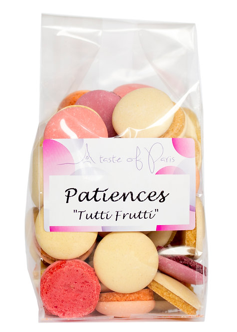 Patiences Tutti Frutti 150g