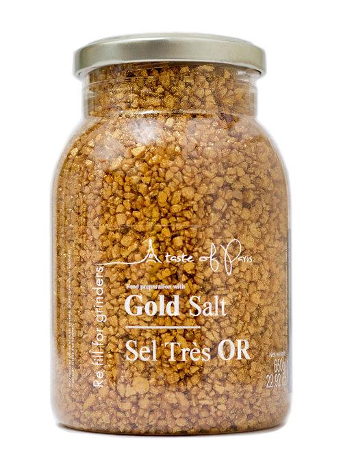 Gold Salt Refill for Grinder - 645g