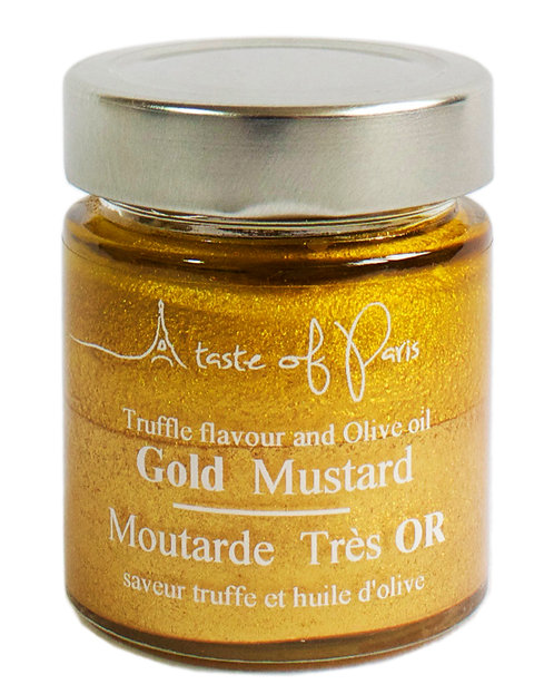 Gold Mustard & Truffle Flavour 130g