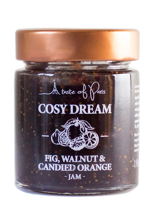 Cosy Dream - Fig, Walnut & Candied Orange 150g