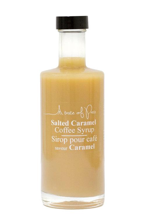 Salted Caramel Syrup 250ml