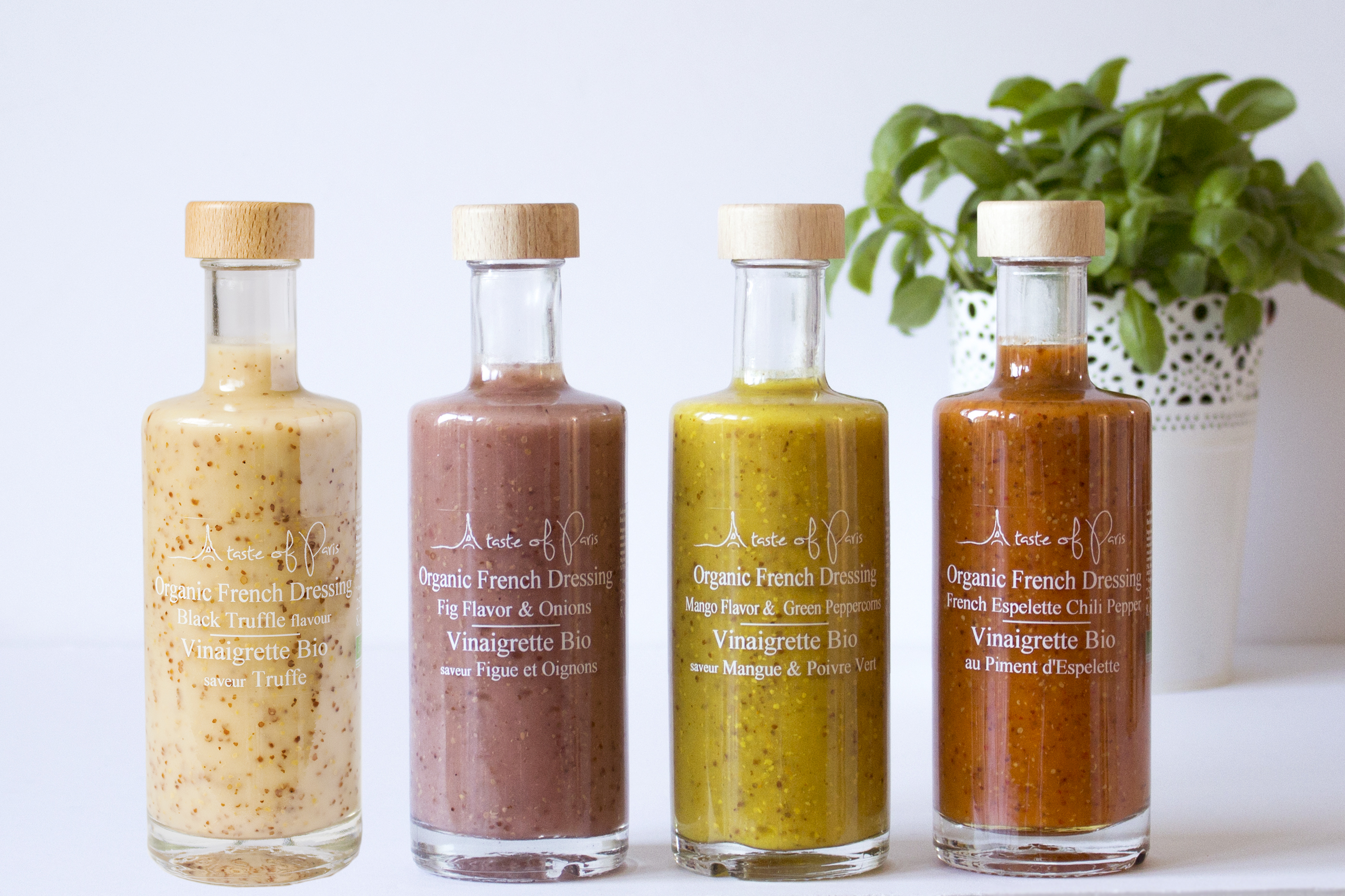 Organic French Salad Dressings