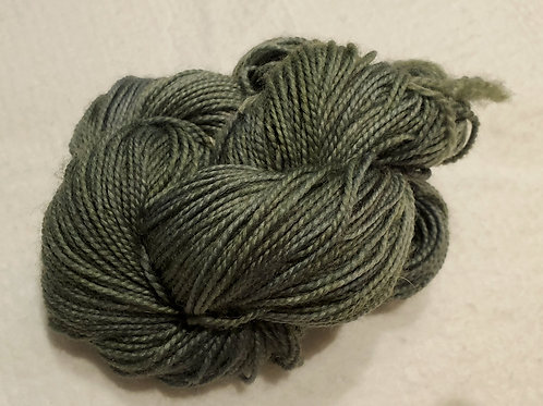 copy of Seaglass kettle dyed yarn - sport twist fingering
