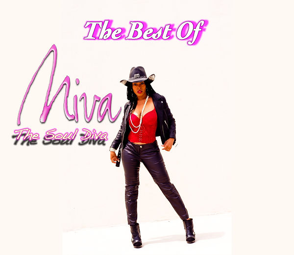 Niva the Soul Diva album cover