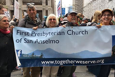 social justice First Presbyterian
