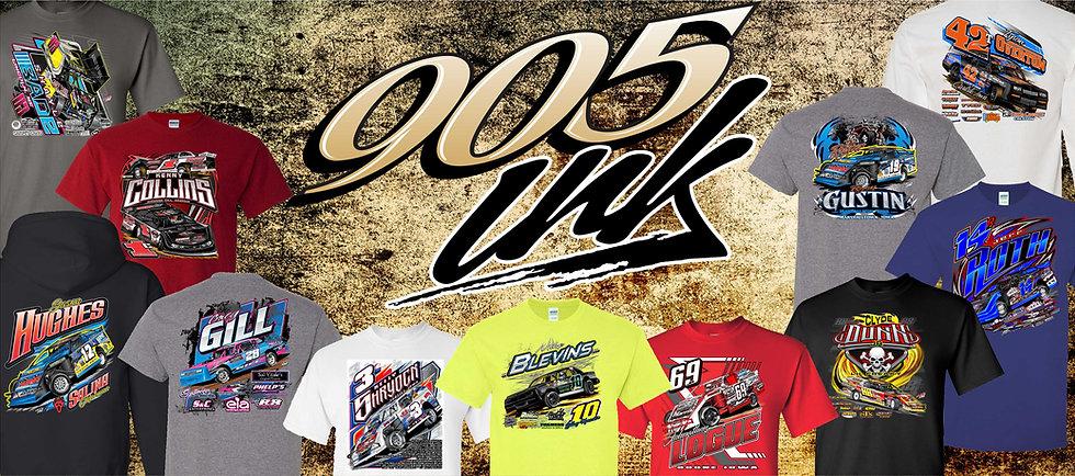 Custom Racing 905 Ink