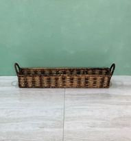 Thin Long EaredTapered Basket