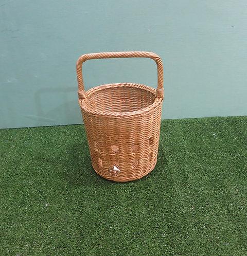 Natural Bucket Bag 2