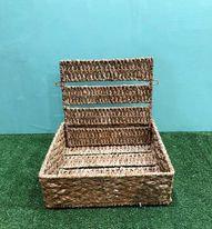 Small Square Bancuan Basket