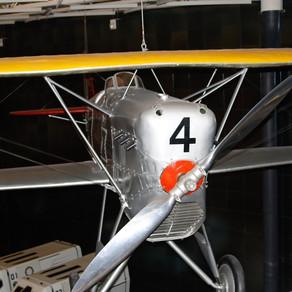2017 Texas South Plains Honor Flight: Air & Space Museum