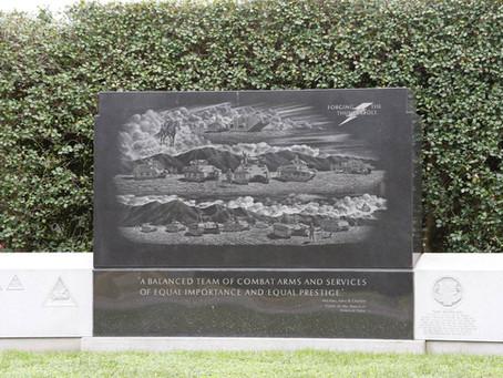 2017 Texas South Plains Honor Flight: Women in Service Memorial