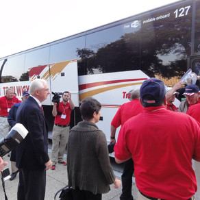 2014 Texas South Plains Honor Flight: Day 3 (Part 1)