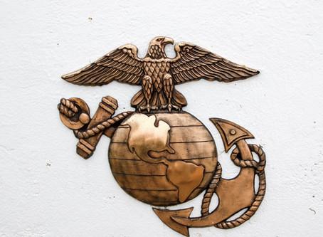 2017 Texas South Plains Honor Flight: Marine Corp Memorial (Part 1)