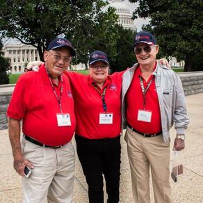 2016 Texas South Plains Honor Flight: Capitol Hill