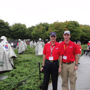 2014 Texas South Plains Honor Flight: Day 3 (Part 2)