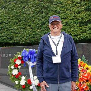 2017 Texas South Plains Honor Flight: Korean War Memorial (Part 2)