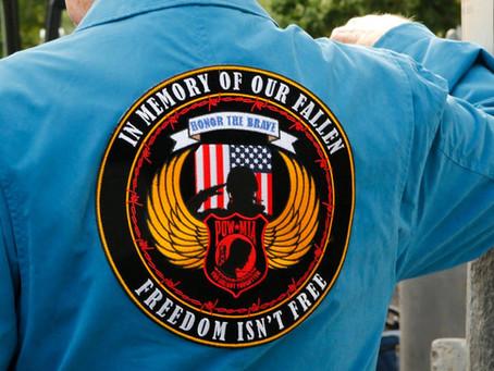 2017 Texas South Plains Honor Flight: Navy Memorial