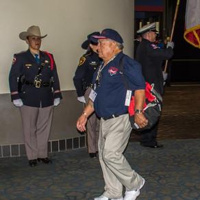 2016 Texas South Plains Honor Flight: Leaving Lubbock (Part 2)