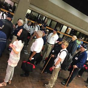 2017 Texas South Plains Honor Flight: Leaving Lubbock (Part 1)
