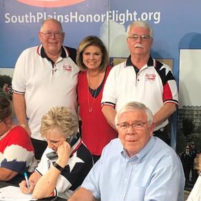 2017 Texas South Plains Honor Flight: KCBD Telethon