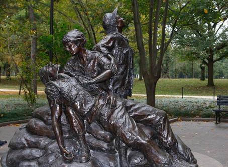 2017 Texas South Plains Honor Flight: Lincoln Memorial