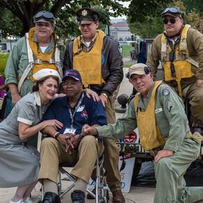 2016 Texas South Plains Honor Flight: World War II Memorial