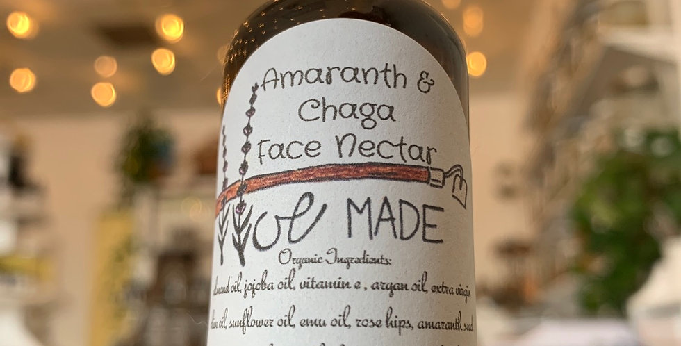 Amaranth & Chaga Face Nectar by HoeMade