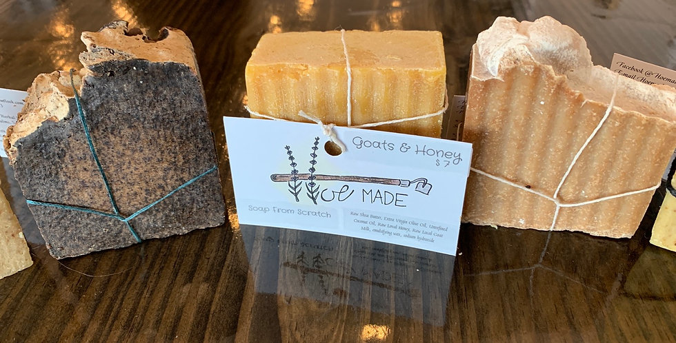 HoeMade Soaps From Scratch