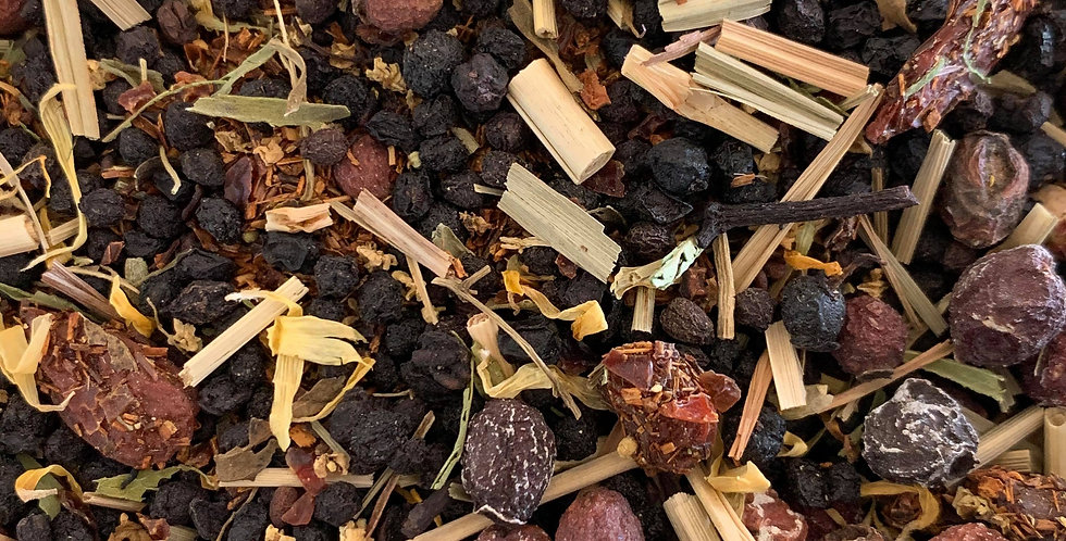 Berry Bliss Rooibos Tea