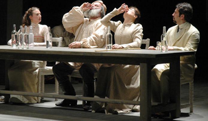 Tchekhov a dit Adieu à Tolstoï / Photo DR