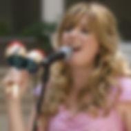 Claire Tillier - Chanteuse et musicienne / Photo TB