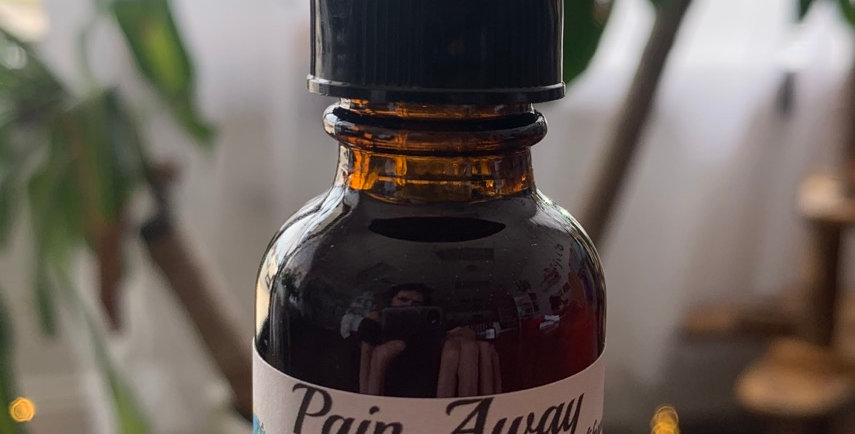 BMH Pain Away Tincture