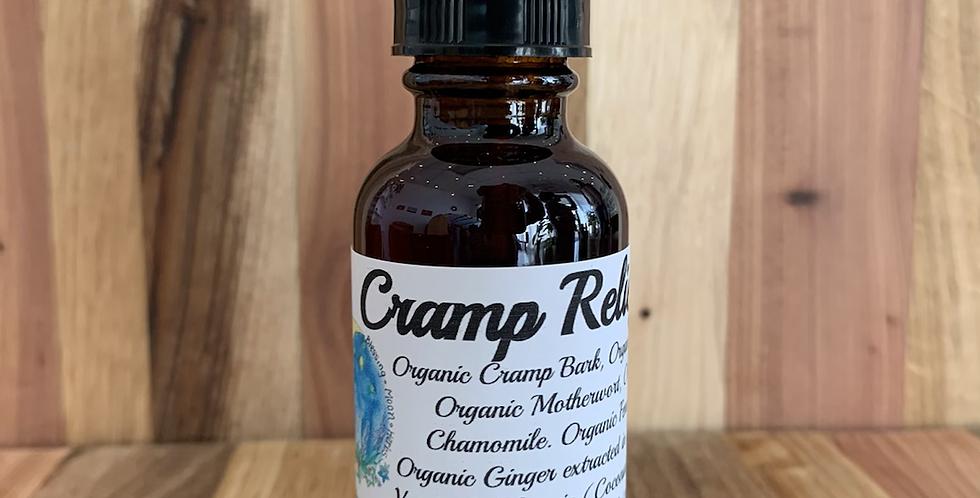BMH Cramp Relief Tincture (aka Postpartum Calm)