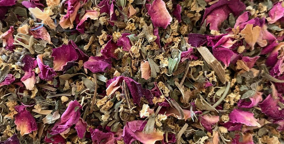 BMH Elderflower Rose Herbal Tea