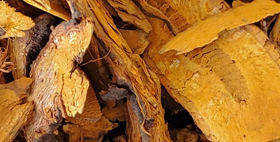 Wildcrafted Japanese Knotweed Root