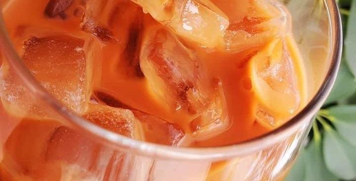 Herbal Thai Iced Tea (Compostable to go cup)