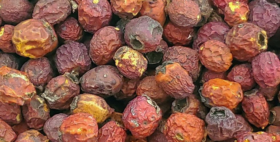 Organic Hawthorn Berries