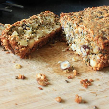 Keto: Nut & seed bread