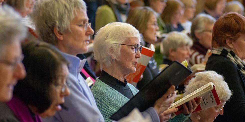 22 January 2022: Play & Sing Handel's Messiah