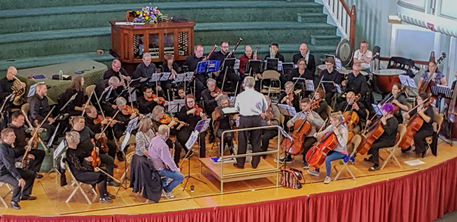 13 April 2019 - Dvorak Symphony No. 7