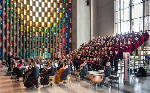 01 June 2019 - Joint Concert with Dresden Neuer Chor