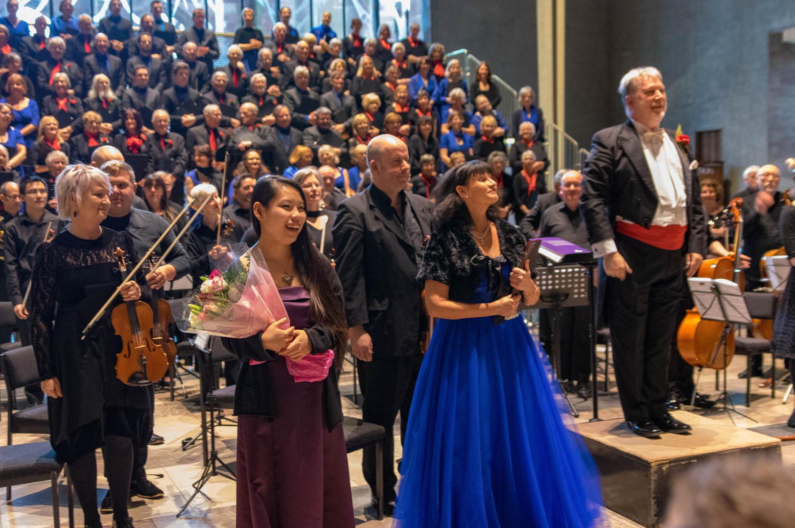 7 April 2018 - Brahms' Requiem with Lufthansa Konzertchor