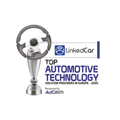 Top Automotive Technology Solution Provider Europe - 2020