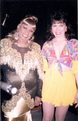 Celia Cruz & Laura