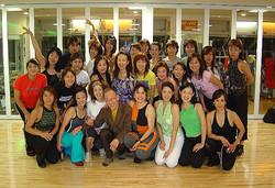 Japan Cardio Sasla class