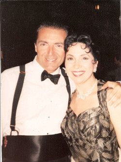 Armand Assante & Laura