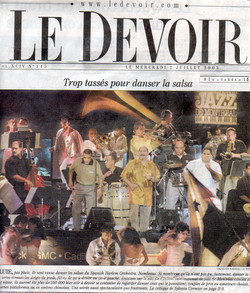 Montreal Jazz Festival 2003