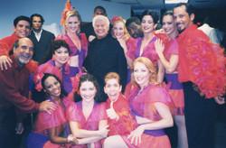 Tito Puente & dancers 1998