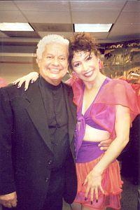 Laura & Tito Puente 1998